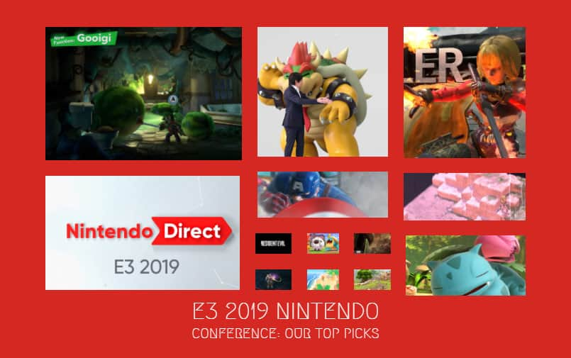 E3 2019 Nintendo Conference: Our Top Picks | LatestGamePlay